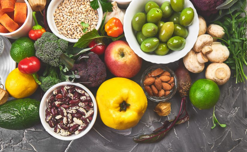 COLOR YOUR PALETTE: BENEFITS OF EATING A RAINBOW DIET